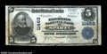 National Bank Notes:Wisconsin, Sparta, WI - $5 1902 Plain Back Fr. 606 The Farmers NB ...
