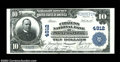 National Bank Notes:Wisconsin, Stevens Point, WI - $10 1902 Plain Back Fr. 630 The ...
