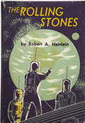 Books:First Editions, Robert A. Heinlein. The Rolling Stones. New York: CharlesScribner's Sons, [1952]....