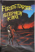 Books:Signed Editions, Stephen King. Firestarter. Huntington Woods, Michigan:Phantasia Press, 1980. ...