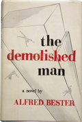 Books:Signed Editions, Alfred Bester. The Demolished Man....