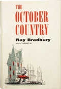 Books:Signed Editions, Ray Bradbury. The October Country. New York: BallantineBooks, [1955]....