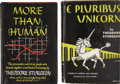 Books:Signed Editions, Theodore Sturgeon. E Pluribus Unicorn (Inscribed and Signed)and More Than Human.... (Total: 2 Items)