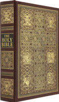Books:First Editions, Easton Press Holy Bible With Illustrations From the VaticanLibrary. Atlanta and New York: Turner Publishing, Inc. and Oxfor...