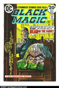 Bronze Age (1970-1979):Horror, Black Magic #1-9 Group (DC, 1973-75) Condition: Average FN. Thislot contains issues #1-9. Jack Kirby artwork in all. Overst...(Total: 9 Comic Books Item)