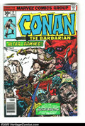 Bronze Age (1970-1979):Miscellaneous, Conan The Barbarian Group (Marvel, 1977-81) Condition: Average VF+.Lots of reading in this large high-grade lot that includ... (Total:30 Comic Books Item)