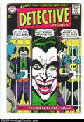Silver Age (1956-1969):Superhero, Detective Comics #332 (DC, 1964) Condition: VF+. Excellent Joker cover and story. Overstreet 203 VF 8.0 value = $50; VF/NM v...