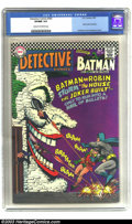 Silver Age (1956-1969):Superhero, Detective Comics #365 (DC, 1967) CGC VF/NM 9.0 Cream to off-white pages. Carmine Infantino and Murphy Anderson Joker cover. ...