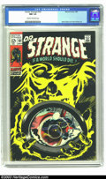 Silver Age (1956-1969):Superhero, Doctor Strange #181 (Marvel, 1969) CGC NM 9.4 Cream to off-white pages. Gene Colan and Tom Palmer art. Overstreet 2003 NM 9....