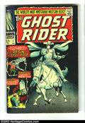 Bronze Age (1970-1979):Western, Ghost Rider #1-4 Group (Marvel, 1967) Condition: Average FN. Dick Ayers art, and Kid Colt reprints. Overstreet 2003 value fo... (Total: 4 Comic Books Item)