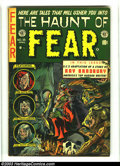 Golden Age (1938-1955):Horror, The Haunt of Fear #18 (EC, 1953) Condition: VG+. This issuecontains Ray Bradbury's biography. Overstreet 2003 VG 4.0 value ...
