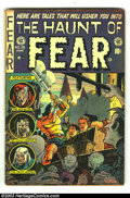 Golden Age (1938-1955):Horror, The Haunt of Fear #19 (EC, 1953) Condition GD/VG. This book wasillustrated in The Seduction of the Innocent. Overstreet...