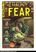 "Golden Age (1938-1955):Horror, The Haunt of Fear #26 (EC, 1954) Condition: VG. This book containsthe anti-censorship editorial, ""Are you a red dupe"". Over..."
