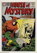 Silver Age (1956-1969):Mystery, House of Mystery #125 (DC, 1962) Condition: FN/VF. Overstreet 2003FN 6.0 value = $24; VF 8.0 value = $57....