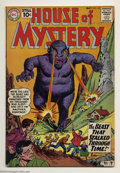 Silver Age (1956-1969):Mystery, House of Mystery #110 and 111 Group (DC, 1961) Condition: AverageFN. This lot contains issues #110 and 111. Overstreet 2003...(Total: 2 Comic Books Item)