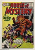 Silver Age (1956-1969):Mystery, House of Mystery #120-122 Group (DC, 1962). This lot containsissues #120-122. Overstreet 2003 value for group = $70. ... (Total:3 Comic Books Item)