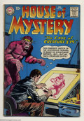 Silver Age (1956-1969):Mystery, House of Mystery #105-108 Group (DC, 1960-1961) Condition: AverageVG+. This lot contains issues #105-108. Overstreet 2003 v...(Total: 4 Comic Books Item)