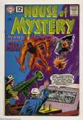Silver Age (1956-1969):Mystery, House of Mystery #117-119 Group (DC, 1961-1962) Condition: AverageVG+. This lot contains issues #117-119. Overstreet 2003 v...(Total: 3 Comic Books Item)