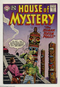 Silver Age (1956-1969):Mystery, House of Mystery Group (DC, 1962-1963). This lot contains issues#126, 128, and 130. Overstreet 2003 value for lot = $60. ...(Total: 3 Comic Books Item)