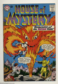 Silver Age (1956-1969):Mystery, House of Mystery Group (DC, 1963) Condition: Average VG+. This lotcontains issues #131, 135, 136, and 137. Overstreet 2003 ...(Total: 4 Comic Books Item)