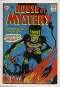 Silver Age (1956-1969):Mystery, House of Mystery #138-140 Group (DC, 1963-1964). This lot containsissues #138-140. Overstreet 2003 value for group = $50.... (Total:3 Comic Books Item)