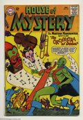Silver Age (1956-1969):Mystery, House of Mystery Group (DC, 1964-1965) Condition: Average VG. Thislot consists of #146, 147, 152, and 155. Overstreet 2003 ...(Total: 4 Comic Books Item)