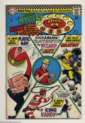 Silver Age (1956-1969):Mystery, House of Mystery Group (DC, 1966-1968) Condition: Average VG. Thislot contains issues #160, 162, 167, 168, and 170-172. Ove...(Total: 7 Comic Books Item)