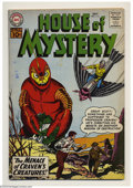 Silver Age (1956-1969):Mystery, House of Mystery #112 and 113 Group (DC, 1961). This lot consistsof issue #112 (VG+), and 113 (FN+). Overstreet 2003 value ...(Total: 2 Comic Books Item)