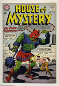 Silver Age (1956-1969):Mystery, House of Mystery #141 and 142 Group (DC, 0). This lot containsissues #141 (VG+), and 142 (FN+). Overstreet 2003 value for g...(Total: 2 Comic Books Item)