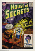 Silver Age (1956-1969):Horror, House of Secrets #61 (DC, 1963) Condition: VG/FN. This issueintroduces Eclipso. Overstreet 2003 VG 4.0 value = $16; FN 6.0 ...