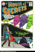 Silver Age (1956-1969):Mystery, House of Secrets #62 and 64 Group (DC, 1963-1964) Condition:Average FN+. This lot contains issues #62 and 64. Overstreet 20...(Total: 2 Comic Books Item)