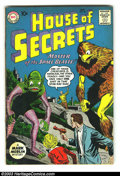 Silver Age (1956-1969):Mystery, House of Secrets Group (DC, 1961) Condition: Average VG+. This lotconsists of #40, 41, 43, and 44. Overstreet 2003 value fo...(Total: 4 Comic Books Item)