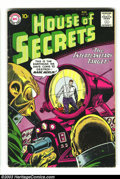 Silver Age (1956-1969):Mystery, House of Secrets #35-39 Group (DC, 1960) Condition: Average VG.This lot contains issues #35-39. Overstreet 2003 value for g...(Total: 5 Comic Books Item)