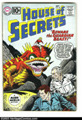 Silver Age (1956-1969):Mystery, House of Secrets Group (DC, 1961-1962) Condition: Average VG. Thislot contains issues #48, and 52-54. Overstreet 2003 value...(Total: 4 Comic Books Item)