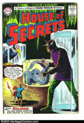 Silver Age (1956-1969):Mystery, House of Secrets Group (DC, 1963-1966) Condition: Average VG. Thislot contains #63, 67, 69, 70, 73, and 80. Overstreet 2003...(Total: 6 Comic Books Item)