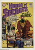 Silver Age (1956-1969):Mystery, House of Secrets Group (DC, 1960) Condition: Average GD/VG. Thislot consists of issues #31, 32, and 34. Overstreet 2003 val...(Total: 3 Comic Books Item)