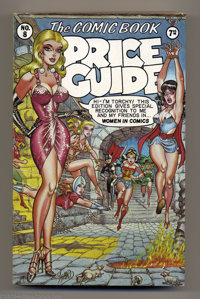 Overstreet Price Guide #8 (Overstreet, 1978) Condition: VF. The beloved Women in Comics issue, with attractive Bill Ward...