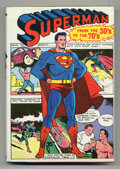 Books:Hardcover, Superman From the Thirties to the Seventies Hardback (4th printing) (Bonanza Books, 1971) Condition: NM. When this book was ...