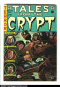 Golden Age (1938-1955):Horror, Tales From the Crypt #42 (EC, 1954) Condition: VG. Jack Kamen andBernie Krigstein artwork. A vampire meets his end on this ...
