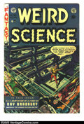 Golden Age (1938-1955):Science Fiction, Weird Science #20 (EC, 1953) Condition: VG+. Wally Wood cover.Frank Frazetta/Al Williamson, Jack Kamen, Joe Orlando, and Wa...
