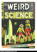 Golden Age (1938-1955):Horror, Weird Science #7 and 17 Group (EC, 1951-1953) Condition: AverageGD+. Great stories and art from the folks at EC. Overstreet...