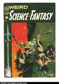 Golden Age (1938-1955):Science Fiction, Weird Science-Fantasy #29 (EC, 1955) Condition: VG/FN. FrankFrazetta cover, with Al Williamson, Roy Krenkel, and Wally Wood...