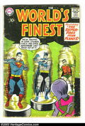 Silver Age (1956-1969):Superhero, World's Finest Comics Group (DC, 1958-74). This lot contains issues#96 (FR), 98 (GD), 167 (FN), 187 (FN), 197 (GD/VG), and ...