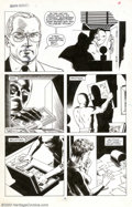 Original Comic Art:Panel Pages, Russ Heath - Original Art for Marc Spector: Moon Knight #4, pages11 and 24 (Marvel, 1989). Lots of action on these two exce...