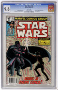 Modern Age (1980-Present):Science Fiction, Star Wars #44 (Marvel, 1981) CGC NM+ 9.6 White pages. ...