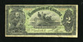 Canadian Currency: , DC-14c $2 1897 This is an average circulated example that retainsmuch color, but has a few minor edge issues. Very Good....