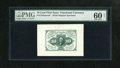 """Fractional Currency:First Issue, Fr. 1243SP 10c First Issue Wide Margin Specimen PMG Uncirculated 60 Net. A likely grade of """"67"""" would have been assigned to ..."""