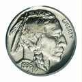 Proof Buffalo Nickels: , 1936 5C Type Two--Brilliant Finish PR66 PCGS. After the ...