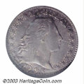Early Half Dimes: , 1795 H10C AU58 NGC. V-5, LM-8, R.3. Like the coin above, ...