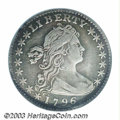 Early Half Dimes: , 1796 H10C LIKERTY XF40 Details, Corroded, Improperly ...